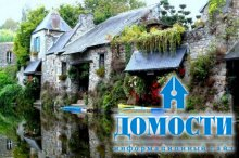 Жилые дома из сказки
