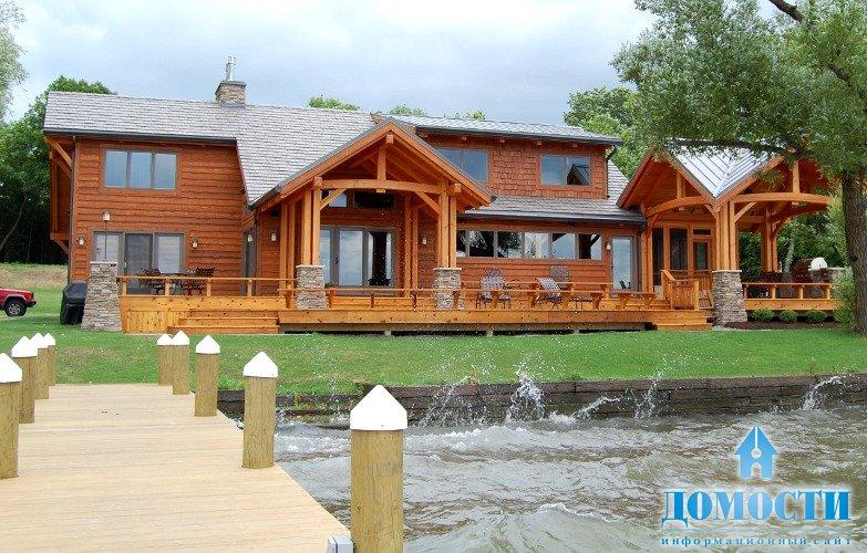 Дизайн дома для семьи