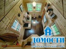 Крутой крошечный дом