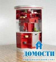Идеи для малогабаритной кухни
