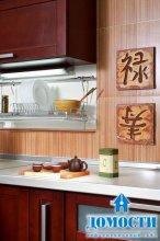 Особенности азиатского интерьера кухни