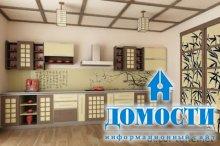 Как создать кухню в японском стиле