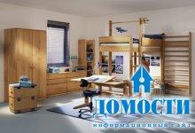 Деревянная мебель для подростков