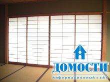 Традиционные перегородки из Японии