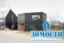 Бельгийский дом со скошенными углами