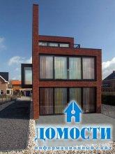 Дом интригующей формы