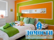 Выбор цвета для отделки стен