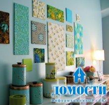 Творческий декор для стен