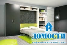Трансформер для маленькой спальни