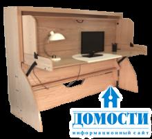 Стол-кровать для студента