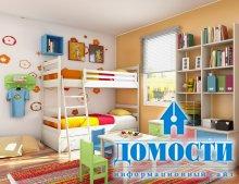 Чем украсить детскую спальню