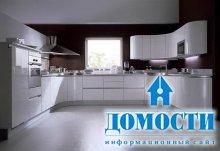 Чистые и умиротворенные кухни