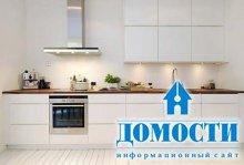 Элегантные двухцветные кухни