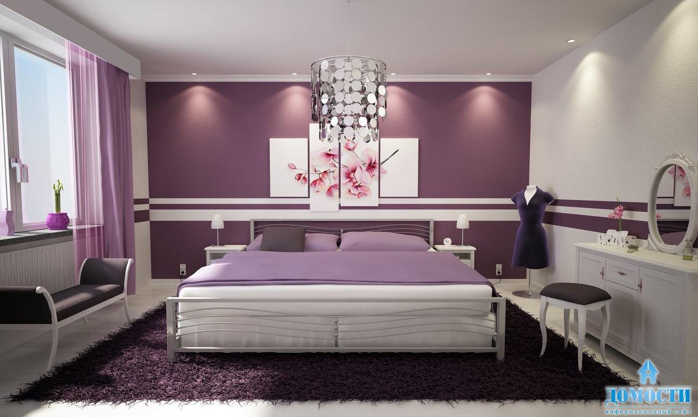 Дизайн для спальни интерьер