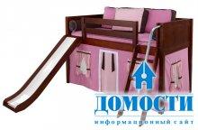 Кровать-чердак для детей