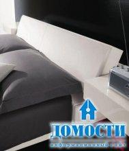 Стильная кровать из Италии