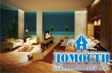 Увеличение комнаты при помощи цвета