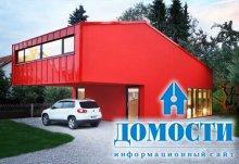 """Красный """"зеленый"""" дом"""