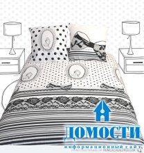 Постель для креативной спальни