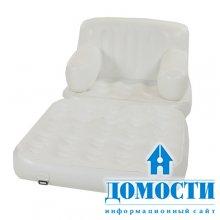Многофункциональное надувное кресло