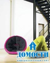 Кресло-гнездо для гостей