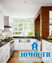 Красивые кухни небольшого размера