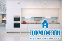 Интерьеры белоснежных кухонь