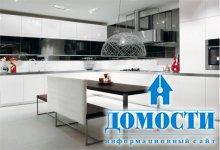 Контрастные кухни: идеи
