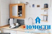 Расстановка мебели в крошечной кухне