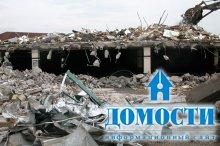 Инициативы по переработке строительного хлама