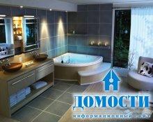 Роскошные современные ванные