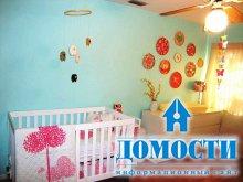 Бюджетный декор детской спальни