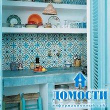 Плитка для уютной кухни