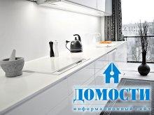 Квартира в черно-белом стиле