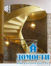 Бетонные лестницы в интерьере