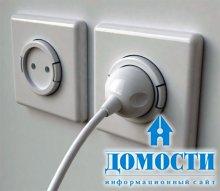 Современные розетки и выключатели