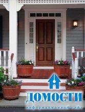 Идеи дизайна входной двери