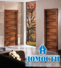 Двери для украшения интерьера