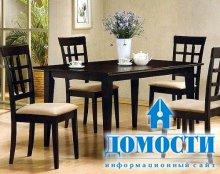 Деревянные столовые группы