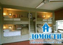 Альтернативная кровать для небольшой комнаты