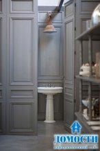 Особенности дизайна маленьких ванных