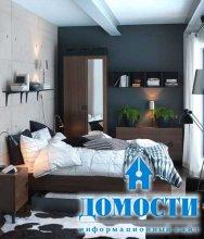 Интерьер компактных спален