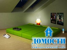 Современные небольшие комнаты