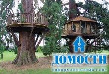 Игровые домики на дереве