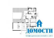 Дом с геотермальным отоплением
