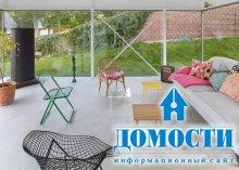 Дизайн дома из стекла