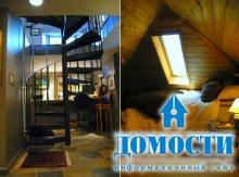 Компактный дом с большим потенциалом