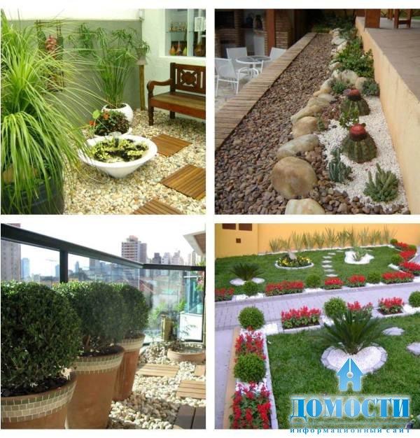 Ваш сад дизайн своими руками