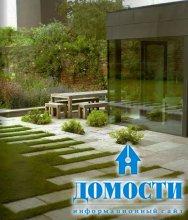 Дорожки в дизайне сада
