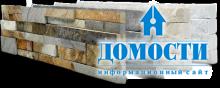 Каменная отделка в интерьере квартиры и дома